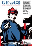 GEvsG8 - Genova a fumetti contro il G8